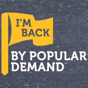 I'm Popular And In Demand! - Men's Sweatshirt by Stanley & Stella