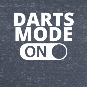 MODE ON DARTS - Men's Sweatshirt by Stanley & Stella