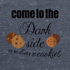 Come to the dark side because we have cookies - Men's Organic Sweatshirt by Stanley & Stella