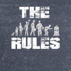 The rule of life and death - Men's Organic Sweatshirt by Stanley & Stella