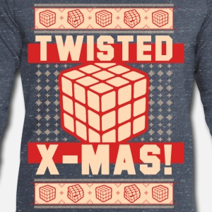 Rubik's Cube Twisted X-Mas