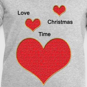 Love_Christmas - Sweat-shirt bio Stanley & Stella Homme