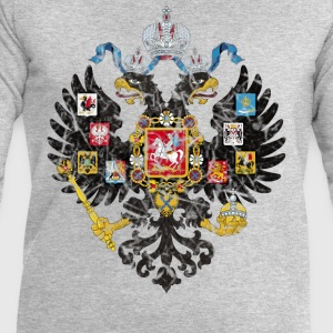 Armoiries de l'Empire russe - Sweat-shirt bio Stanley & Stella Homme