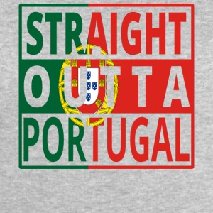 Straight Outta PORTUGAL portugese - Sweat-shirt bio Stanley & Stella Homme