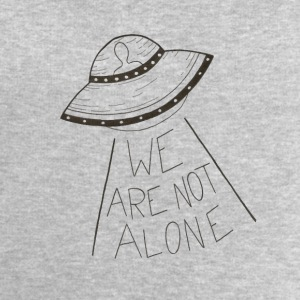 We are not alone - Sweat-shirt Homme Stanley & Stella
