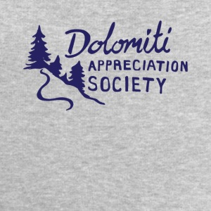 Dolomite Appreciation hand drawn - Men's Organic Sweatshirt by Stanley & Stella
