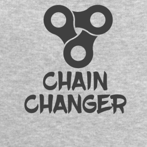 CHAIN ​​CHANGER - Men's Organic Sweatshirt by Stanley & Stella