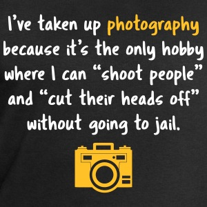 Photography hobby - camera - Men's Sweatshirt by Stanley & Stella