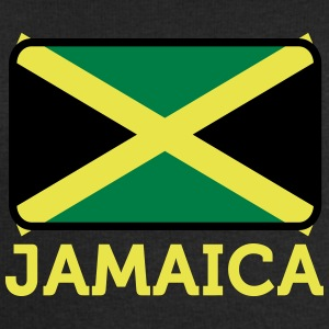 National Flag Of Jamaica - Ekologisk sweatshirt herr från Stanley & Stella