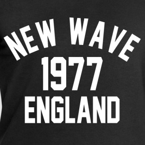 New Wave 1977 England - Men's Organic Sweatshirt by Stanley & Stella