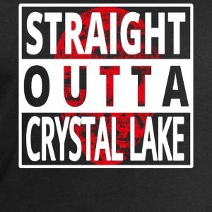 straight outta crystal night vorhess halloween - Männer Bio-Sweatshirt von Stanley & Stella