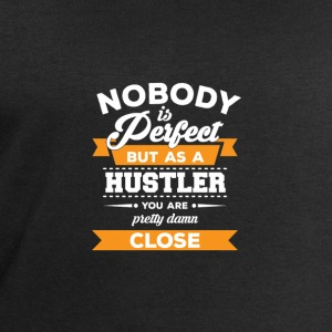 Hustler - Business - Entrepreneur Gift - Hustle - Sweat-shirt bio Stanley & Stella Homme