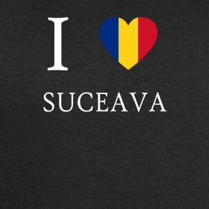 Love Romania SUCEAVA - Men's Organic Sweatshirt by Stanley & Stella