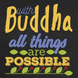 With Buddha All Things are Possible - Men's Sweatshirt by Stanley & Stella