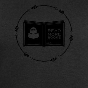 Read more books - read more books - Men's Organic Sweatshirt by Stanley & Stella