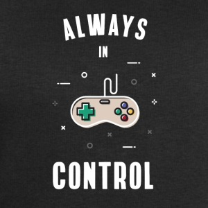 controler Play Station Game spelen video pc nerd - Mannen bio sweatshirt van Stanley & Stella