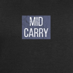 LOL MID CARRY Supporeter shirt voor LEAGUE - Mannen sweatshirt van Stanley & Stella