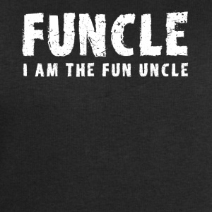 funcle fun uncle - Men's Organic Sweatshirt by Stanley & Stella