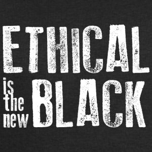 Ethical is the new black - Men's Organic Sweatshirt by Stanley & Stella