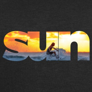 Sun text - Men's Sweatshirt by Stanley & Stella