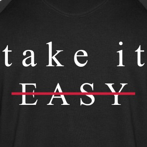 Take IT EASY - Men's Organic Sweatshirt by Stanley & Stella