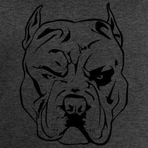 Pitbull Chien agressif - Sweat-shirt bio Stanley & Stella Homme