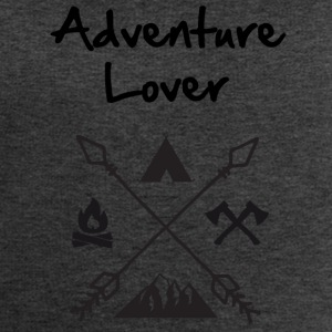 Adventure Lover - Men's Organic Sweatshirt by Stanley & Stella