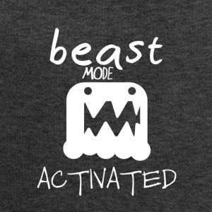 Monster mode activated - beast mode activated - Men's Organic Sweatshirt by Stanley & Stella