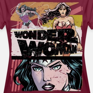 DC Comics Wonder Woman Collage