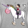 Unicorn Rider - Women's Oversize T-Shirt