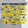 SmileyWorld Your Mood Today Collection - Vrouwen oversize T-shirt