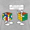 Rubik's Why ? - Women's Oversize T-Shirt