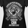 Don't touch my car - EN - Women's Oversize T-Shirt