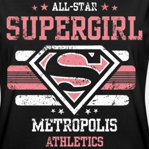 DC Comics Supergirl Logo All-Star