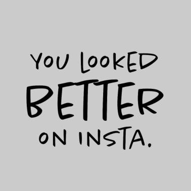 Spruch instagram