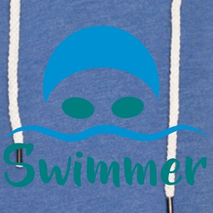 swimmer - Light Unisex Sweatshirt Hoodie