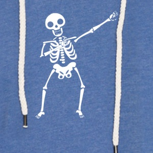 Dabbing Skeleton Gift Children's Hallowenn - Light Unisex Sweatshirt Hoodie