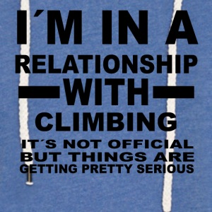 Relationship with CLIMBING - Light Unisex Sweatshirt Hoodie