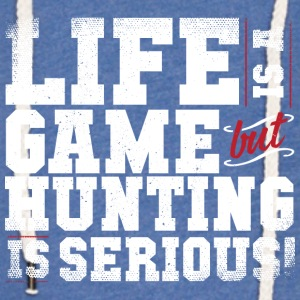 30 life hunting - Light Unisex Sweatshirt Hoodie