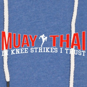 MUAY THAI - Light Unisex Sweatshirt Hoodie