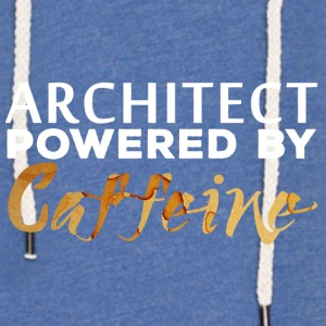 Architect / Architecture: Architect - powered by - Light Unisex Sweatshirt Hoodie