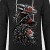 Dragon Wolf Lion - Light Unisex Sweatshirt Hoodie