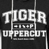 Tiger Uppercut University - Light Unisex Sweatshirt Hoodie