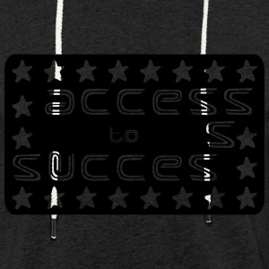 success - Light Unisex Sweatshirt Hoodie