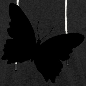 butterfly - Light Unisex Sweatshirt Hoodie