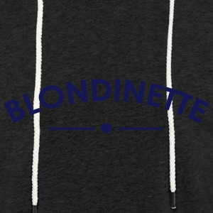 blonde - Light Unisex Sweatshirt Hoodie