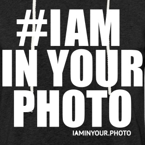 I AM IN YOUR PHOTO Sweater - Lichte hoodie unisex