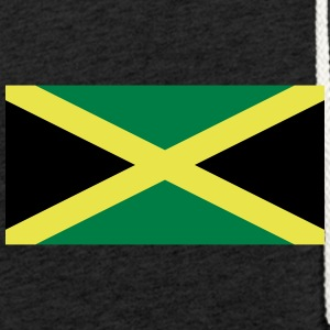 National Flag Of Jamaica - Lätt luvtröja unisex
