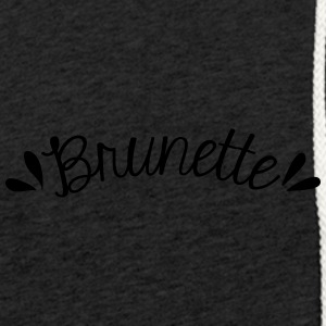 Brunette - Light Unisex Sweatshirt Hoodie