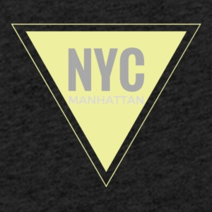 NYC - Sweat-shirt à capuche léger unisexe